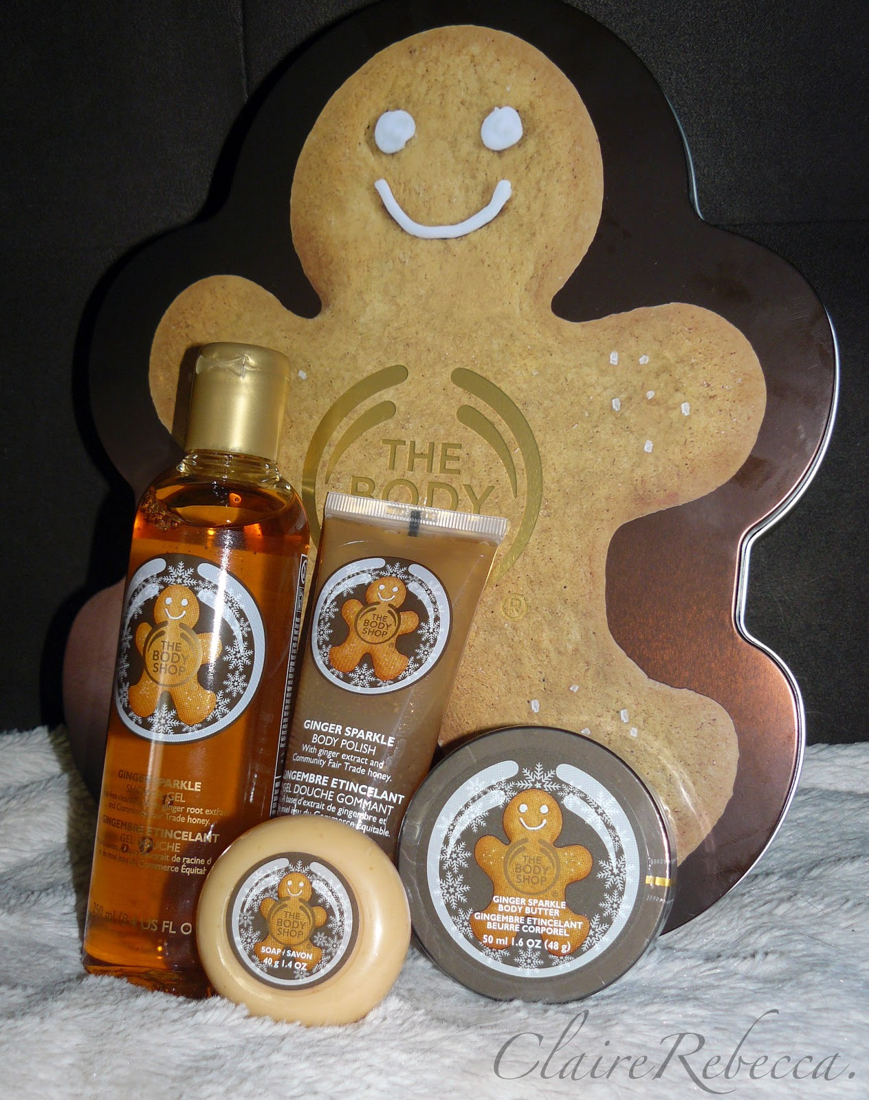 Christmas Gift Sets Body Shop.Body Shop Ginger Sparkle Christmas Gift Set Review